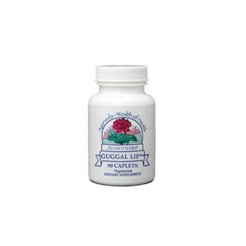 Ayush Herbs Guggal-Lip 90 Caplets