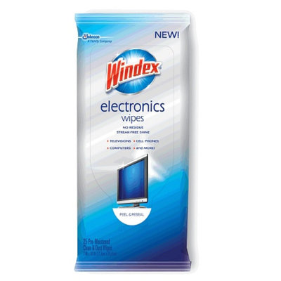 Windex Electronics Wipes