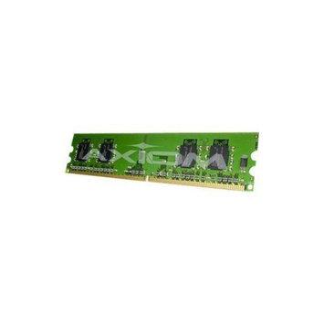 Axiom - Memory - 2 GB: 2 x 1 GB - DIMM 240-pin - DDR2 - 800 MHz / PC2-6400 - unbuffered - non-ECC