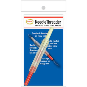 Colonial Needle 2-In-1 Needle Threader-