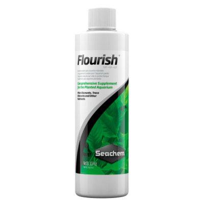 Seachem Flourish Freshwater Aquarium Comprehensive Plant Supplement