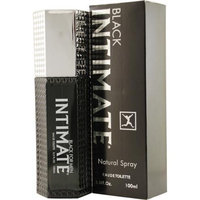 Intimate Black By Jean Philippe For Men Edt Spray 3.4 Oz