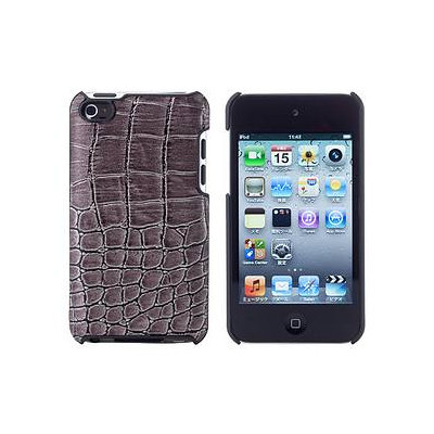 Simplism Japan Leather Cover Set for iPod touch 4th