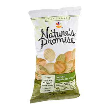 Nature's Promise Natural Vegetable Chips