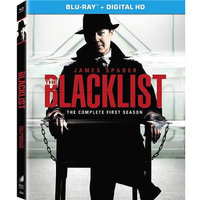 The Blacklist: The Complete First Season (Blu-ray + Digital HD) (Widescreen)