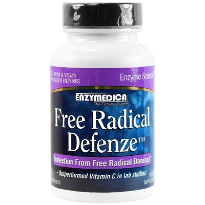 Enzymedica - Free Radical Defenze 60 count - Protection from Free Radical Damage