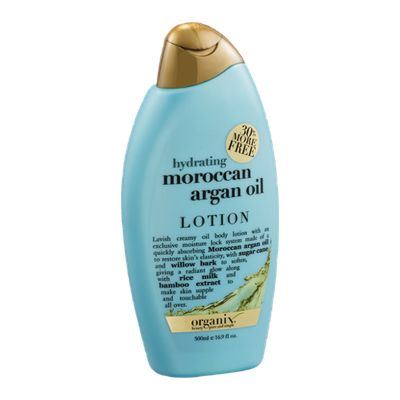OGX® Hydrating Moroccan Argan Oil Creamy Oil Lotion