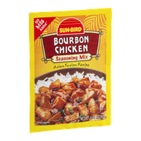 Sun-Bird Seasoning Mix Bourbon Chicken