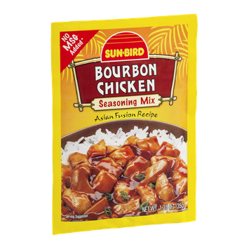 Sun-Bird Seasoning Mix Bourbon Chicken