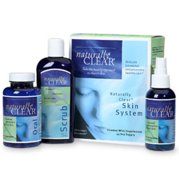 Naturally Clear Skin System