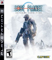 Capcom Lost Planet Extreme Condition