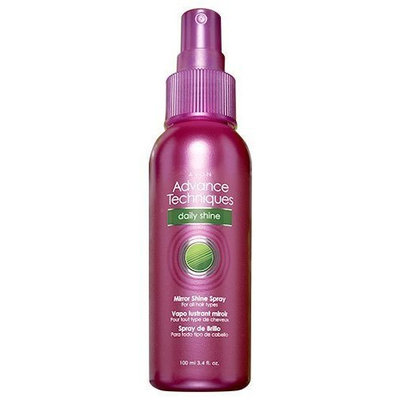 Avon Advance Techniques Daily Shine Mirror Shine Spray - New Packaging