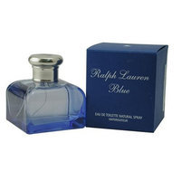 Blue by Ralph Lauren for Women, Eau De Toilette Natural Spray 2.5 Ounce