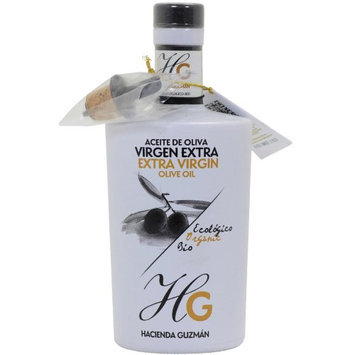 Hacienda Guzman Organic Blend Extra Virgin Olive Oil - 17 fl oz bottle