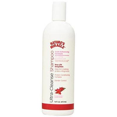 Nature's Miracle® Ultra Cleanse Shampoo Coat Enhancing Formula