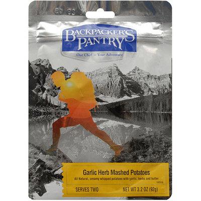Backpacker's Pantry Garlic Herb Mashed Potato 2 Servings