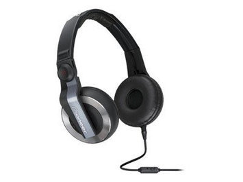 Pioneer HDJ-500T DJ Headphones with Microphone