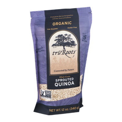 Tru Roots Whole Grain Sprouted Quinoa