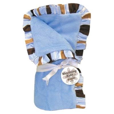 Trend Lab Ruffle Max Stripe Blanket