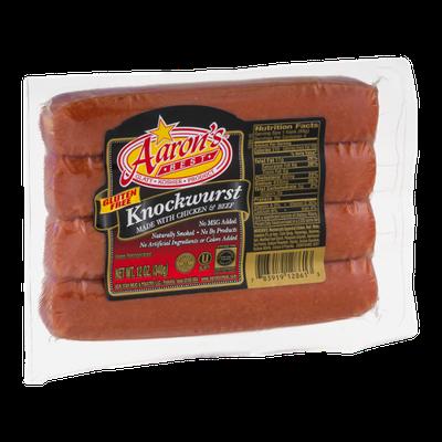 Aaron's Best Knockwurst