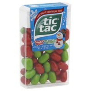 Tic Tac Holiday Special Cherry Apple Twist