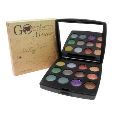 Coastal Scents Go Makeup Palette