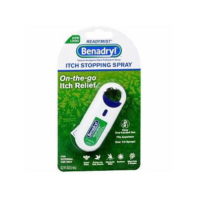 Benadryl Ready Mist