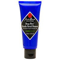 Jack Black Deep Dive Glycolic Facial Cleanser, 1.5 fl oz