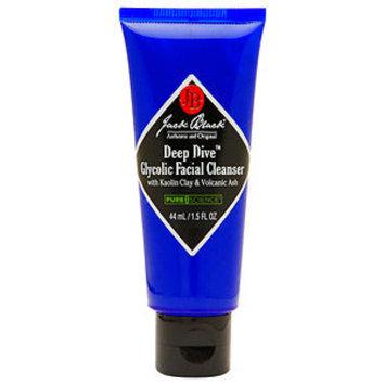 Jack Black Deep Dive Glycolic Facial Cleanser, 1.5 fl oz