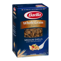 Barilla Pasta Whole Grain Medium Shells