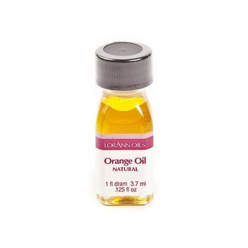 Lorann Oils Orange Oil Flavoring, 1 dram