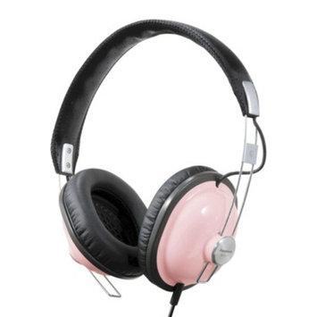 Panasonic RetroStyle Monitor On-the-Ear Headphones - Pink (RP-HTX7-P1)