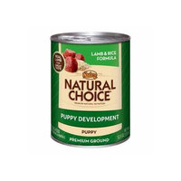 Nutro Natural Choice Lamb and Rice Canned Dog Food