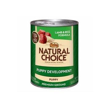 Nutro Natural Choice Lamb and Rice Canned Dog Food