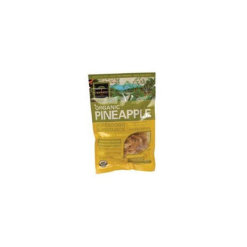 Kopali Organics Organic Dried Fruit Pineapple 1.8 oz. (Case of 12)