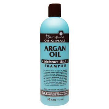 Renpure Originals Argan Oil Moisture Rich Shampoo, 16 fl oz