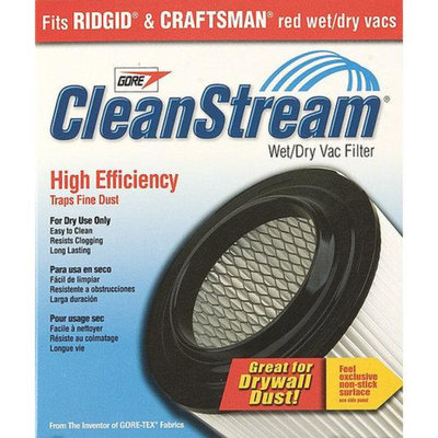 Shop-Vac 903-61-00 Shop Vac CleanStream Accessory Filter; N/A