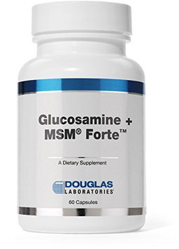 Douglas Labs Glucosamine & MSM Forte 60c