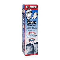 Dr. Smith's Diaper Ointment, 3-Ounce Tubes (Pack of 2)