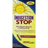 Renew Life Indigestion stop Capsules, 60 Count