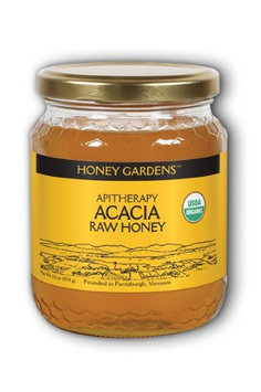 Raw Honey Acacia Honey Gardens 1 lb Liquid