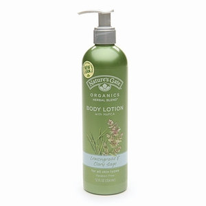 Nature's Gate Organics Organic Herbal Blends Body Lotion with NaPCA