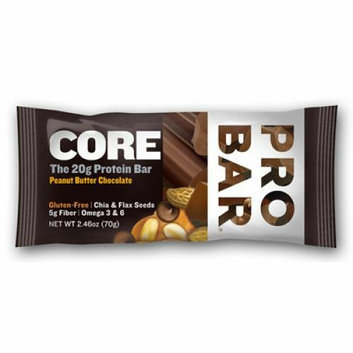 Probar Peanut Butter Chocolate Core Bar Case of 12 2.46 oz