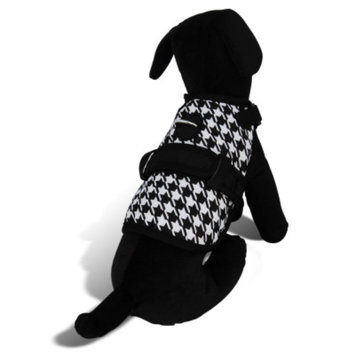 26 Bars & a Band Avant Garde Sherlock Dog Harness