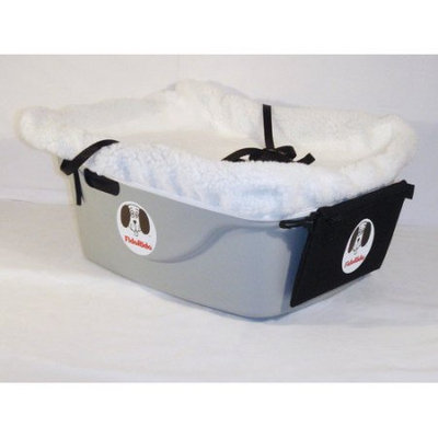 FidoRido Products FRT1W-L Tan One-Seater with White Fleece and Large Harness