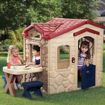 Little Tikes Picnic on the Patio Playhouse, 1 ea