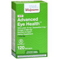 Walgreens Advanced Eye Health