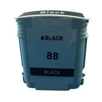 Discountbatt Superb Choice? Remanufactured ink Cartridge for HP 88 (Black) Officejet