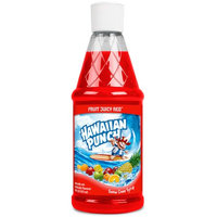 Hawaiian Punch Fruit Juicy Red Snow Cone Syrup