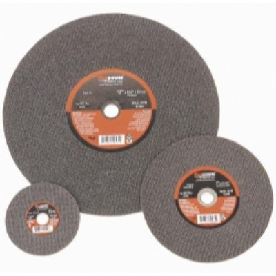FirePower Firepower 1423-3157 Type 1 Cut Off Abrasive Wheels 4-inch x 1/16-inch x 5/8-inch - 5-Pack